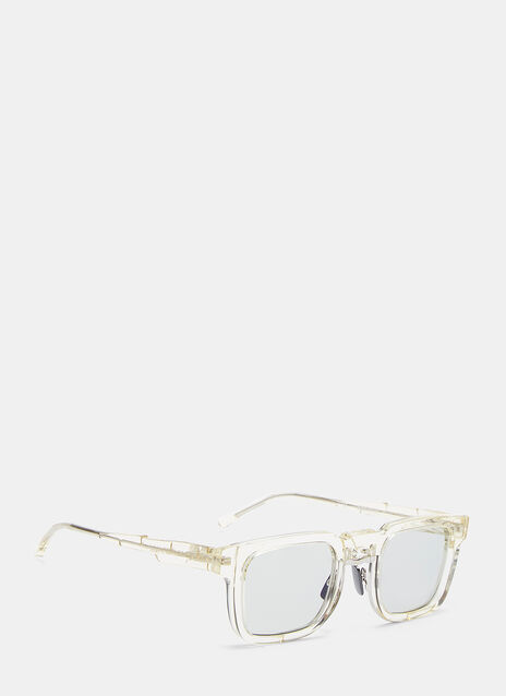 Mask N4 Rectangular Sunglasses