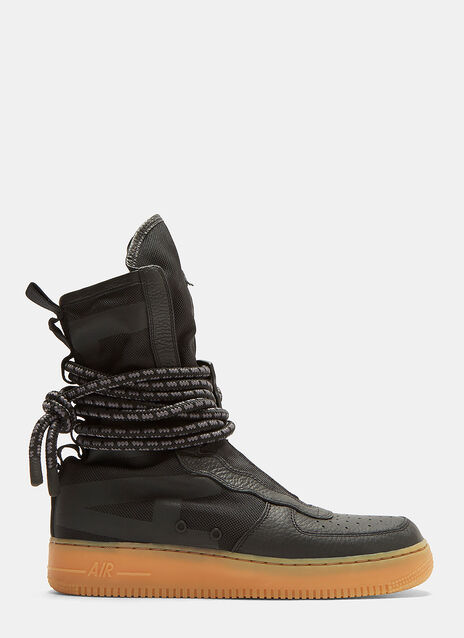 SF Air Force 1 Hi Boot Sneakers