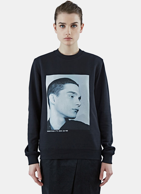 Raf Simons Isolated Heroes Stevie Sweatshirt