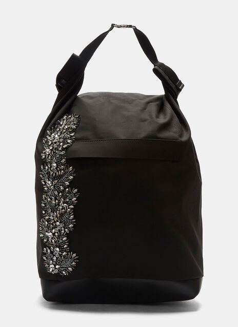 Juniper Abyss Embellished Shoulder Bag