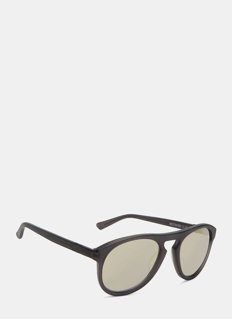 Westward Leaning Galileo 3 Reflective Sunglasses