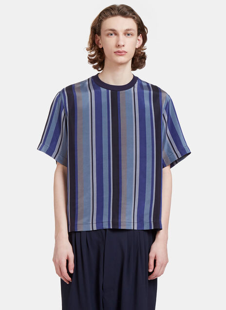 Delila Oversized Striped T-Shirt