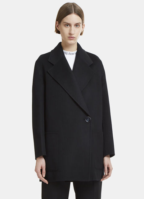 Anika Oversized Belted Jacket