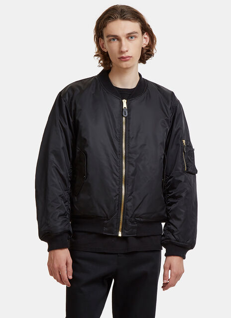 Barb Boy Bomber Jacket