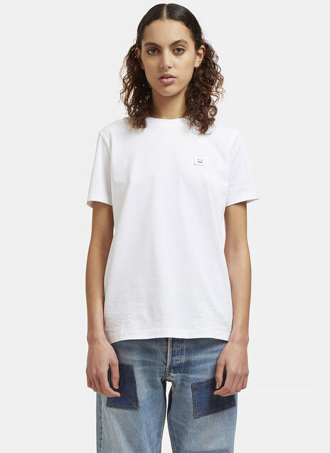 Taline Face Crew Neck T-Shirt