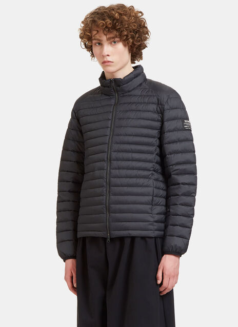 Beret Quilted Down Jacket
