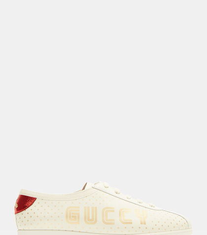 Falacer Guccy Sneakers in White