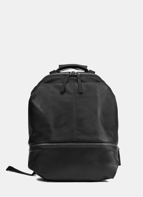 Cote & Ciel Meuse Alias Leather Backpack
