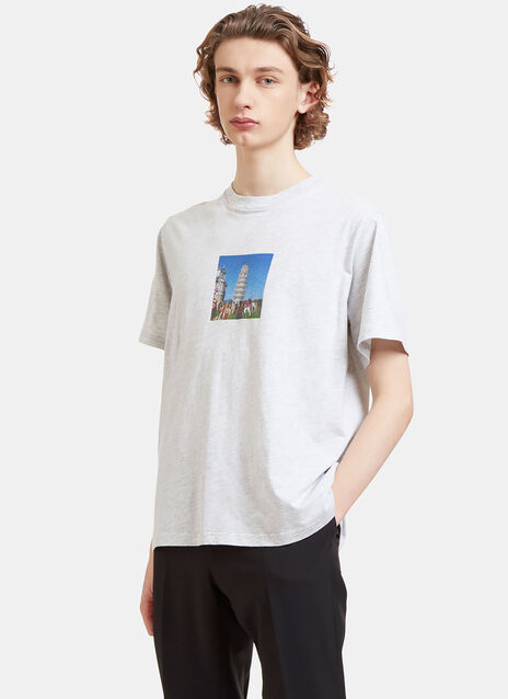 Pisa Crew Neck T-Shirt