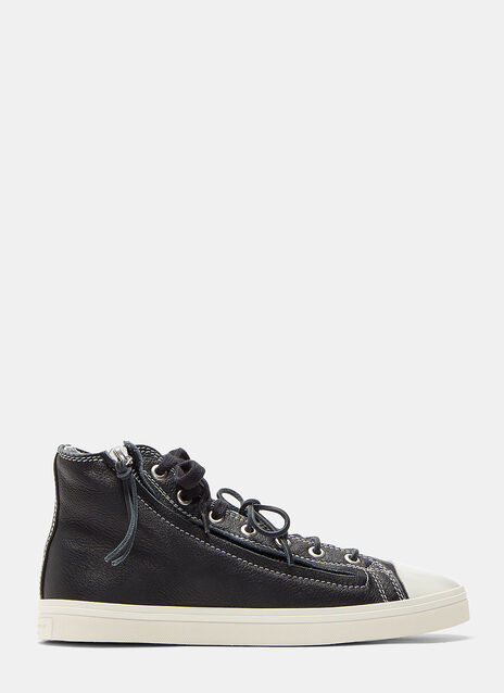 Rivington Zip-Up Mid-Top Sneakers