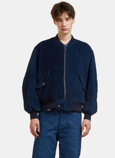 Seed Reversible Bomber Jacket