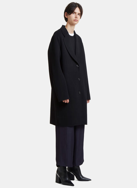 Landi Doublé Wool Coat