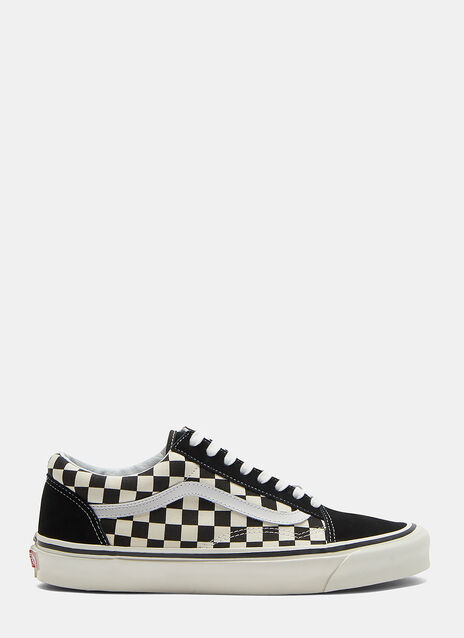 Old Skool 36DX Checked Anaheim Factory Sneakers