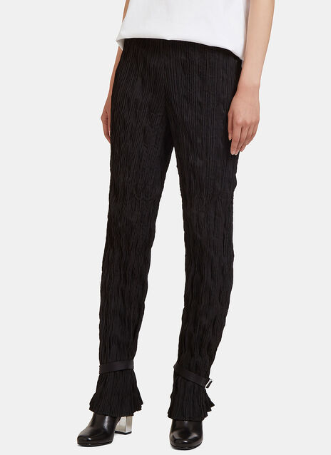 Cinch Pleat Pants