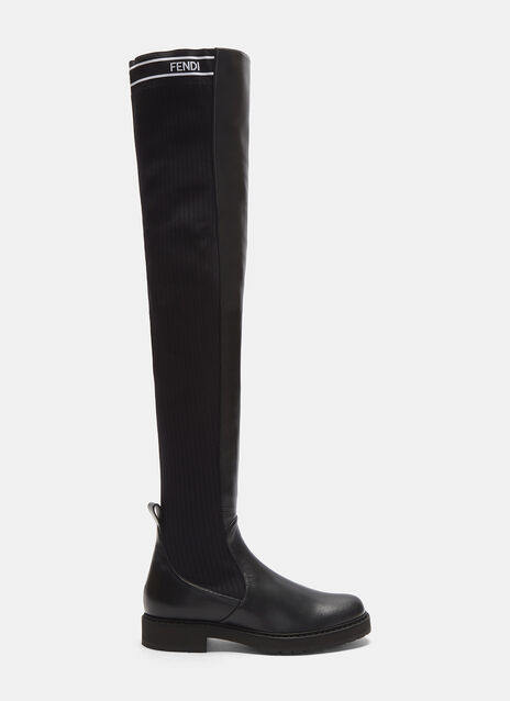 Over-The-Knee Cuissard Boots