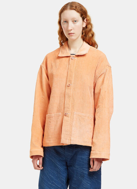 Short on Time Corduroy Jacket