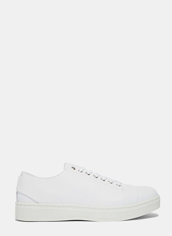 Achilles Ion Gabriel Lace Up Leather Sneakers