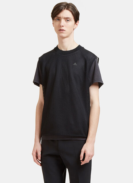 Climachill Layered Mesh T-Shirt
