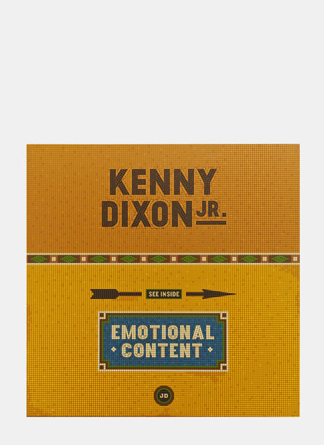 Kenny Dixon Jr - Emotional Con