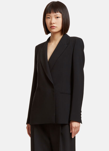 Oversized Double -Breasted Blazer