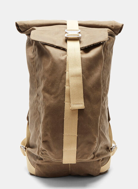 Ottoman Roll Top Backpack