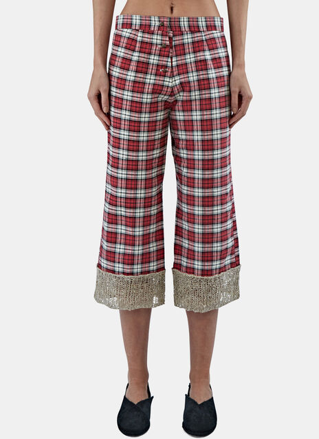 Checked Pyjama Pants