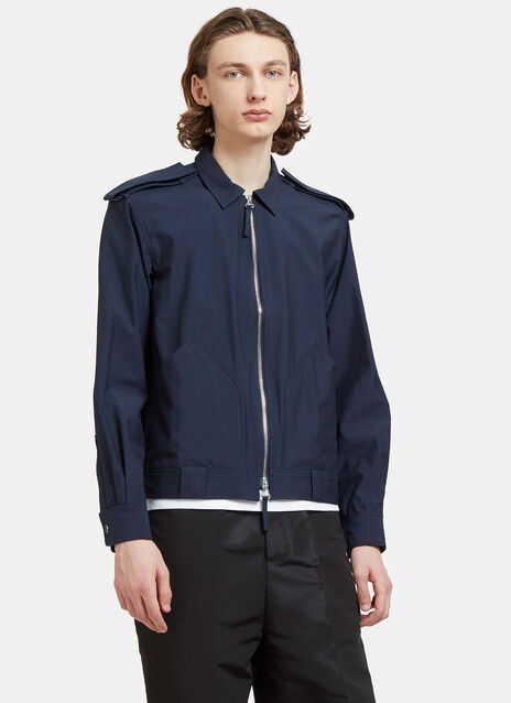 Zip-Up Rain System Jacket