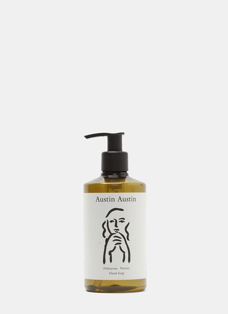 Austin Austin Palmarosa and Vetiver Hand Soap