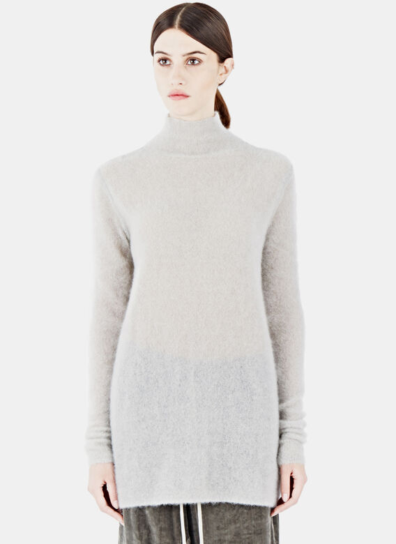Rick Owens Alto Mohair Sweater