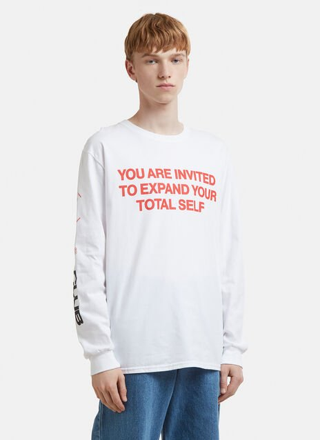 Expand Yourself Long Sleeve T-Shirt