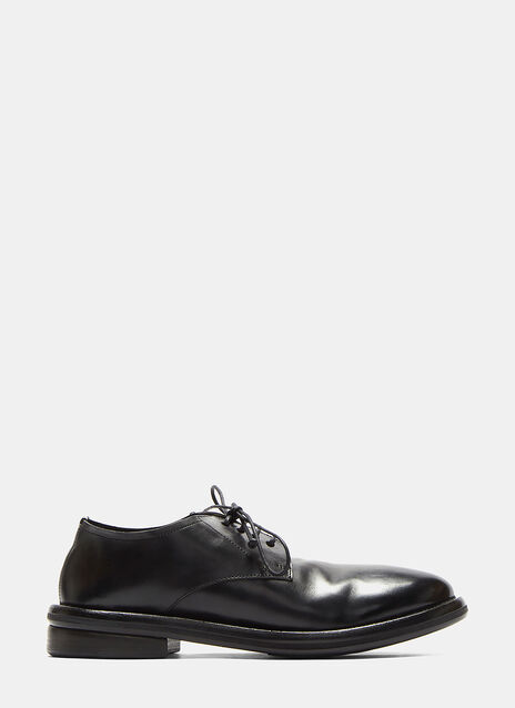 Bombolone Leather Derby Shoes