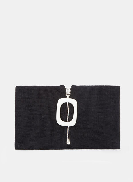JW Anderson Zipped Neckband
