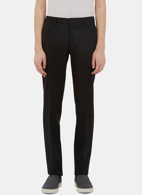 Exact Slim Leg Wool Pants