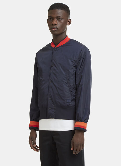 Mills Face Reversible Bomber Jacket
