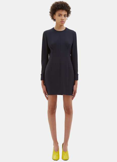 Ebele Cuffed Mini Dress