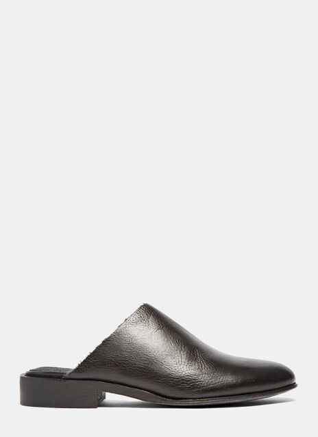 Mos Slip-On Leather Shoes