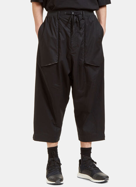 MIL SPC Dropped Crotch Cropped Pants
