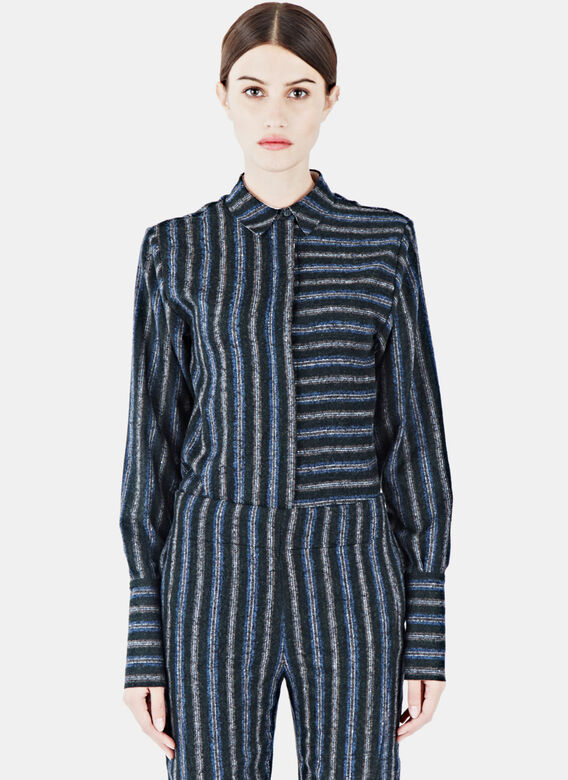 Gabriele Colangelo Striped Shirt