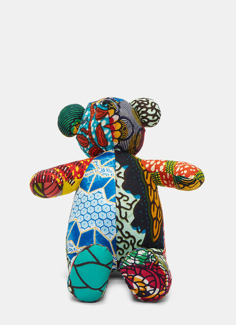 African Pattern Teddy 8