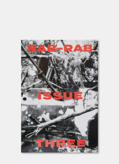 Rab-Rab Journal #03: Journal for Political and Formal Inquiries in Art