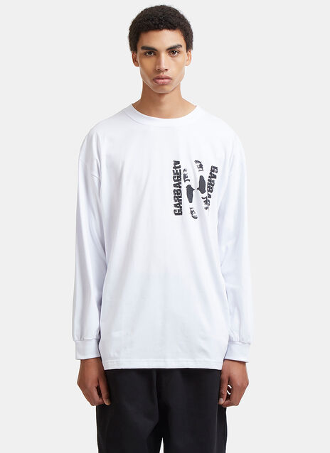 Footloose Graphic Printed Long Sleeved T-Shirt