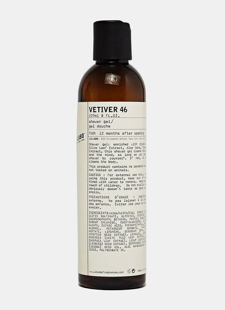 Le Labo Vetiver 46 Shower Gel