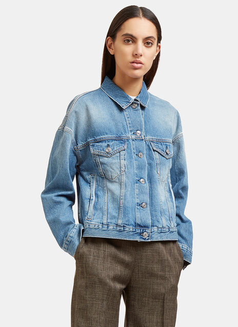 Lab Mid Vintage Denim Jacket
