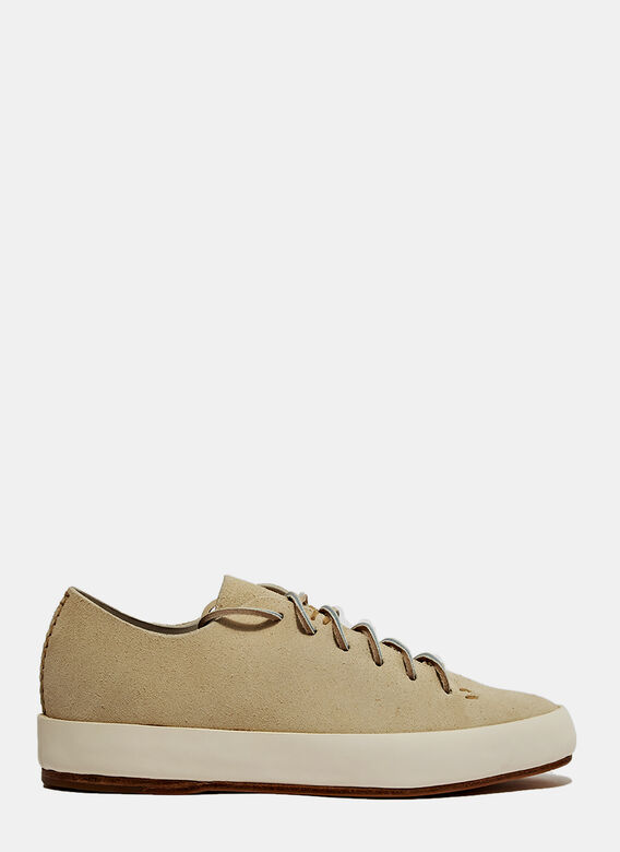 Feit Hand Sewn Low Leather Sneakers
