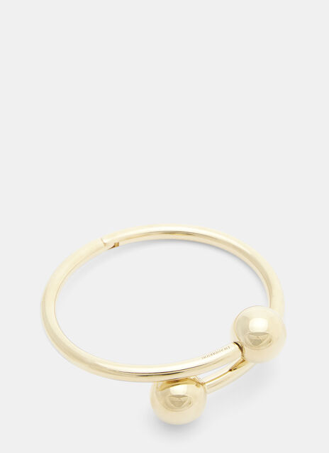 JW Anderson Double Ball Bangle