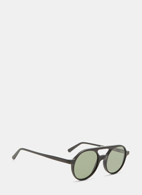 Reunion II Aviator Sunglasses