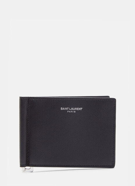 Paris Grain de Poudre Bill Clip Wallet