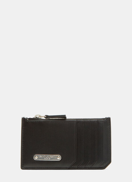Paris 5 Fragments Zip Wallet
