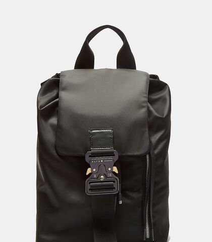 Buckle Strap Backpack