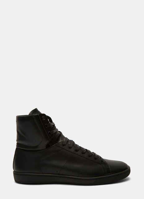 SL/01H High-Top Court Sneakers